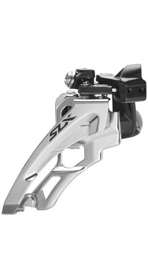 Shimano SLX FD-M7000 Umwerfer Schelle tief 3x10 Side Swing Schwarz